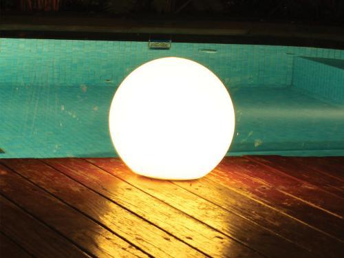 Eclairage piscine projecteurs ampoules spots et for Eclairage exterieur piscine